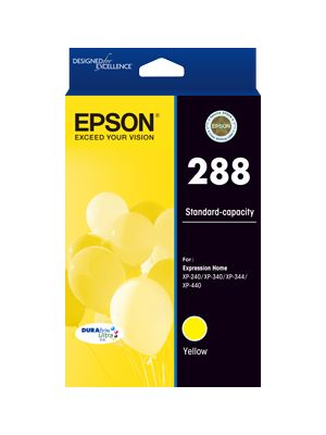 Epson 288 Genuine Yellow Ink Cartridge