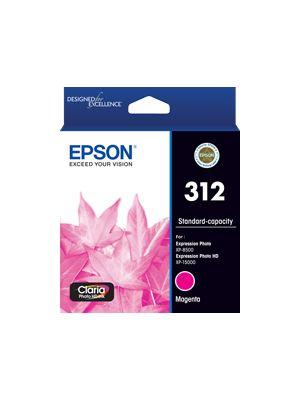 Epson 312 Genuine Magenta Ink Cartridge