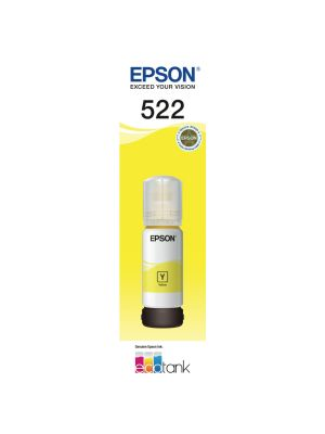 Epson 522 Genuine Yellow Ink Bottle