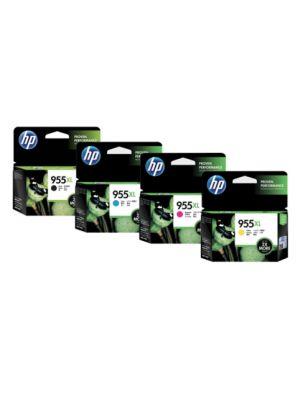 HP #955XL Genuine Ink Value Pack