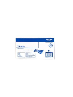 Brother TN2030 Genuine Toner Cartridge - 1,000 pages