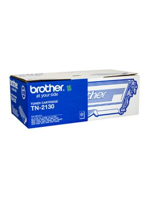 Brother TN2130 Genuine Toner Cartridge - 1,500 pages