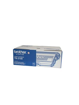 Brother TN2150 Genuine Toner Cartridge - 2,600 pages