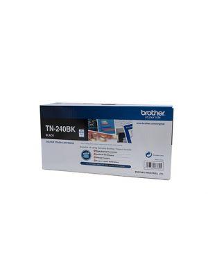 Brother TN240 Genuine Black Toner Cartridge - 2,200 pages