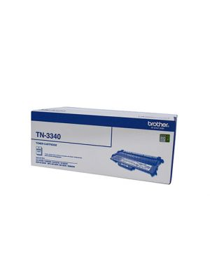 Brother TN3340 Genuine Toner Cartridge - 8,000 pages