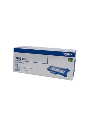 Brother TN3360 Genuine Toner Cartridge - 12,000 pages