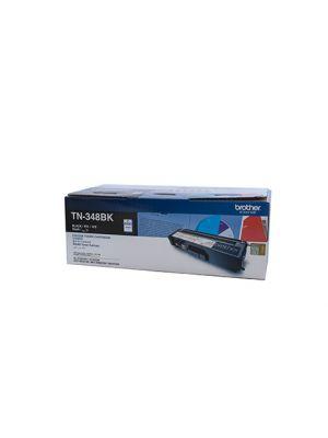 Brother TN348 Genuine Black Toner Cartridge - 6,000 pages