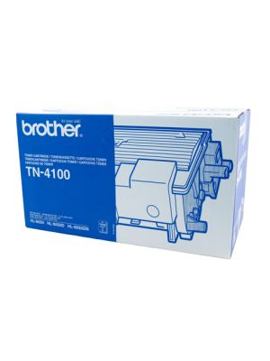 Brother TN4100 Genuine Toner Cartridge - 7,500 pages