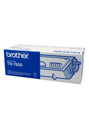 Brother TN7600 Genuine Toner Cartridge - 6,500 pages