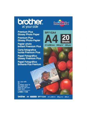 Brother BP71GA4 Glossy Paper