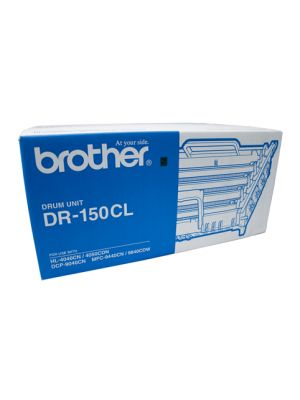 Brother DR150CL Genuine Drum Unit - 17,000 pages