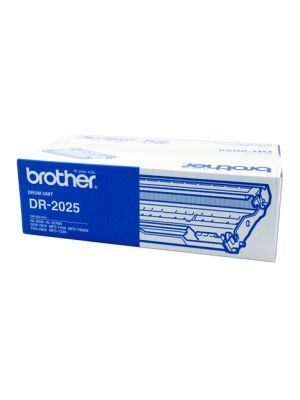 Brother DR2025 Genuine Drum Unit - 12,000 pages