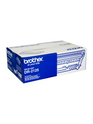 Brother DR2125 Genuine Drum Unit - up to 12,000 pages