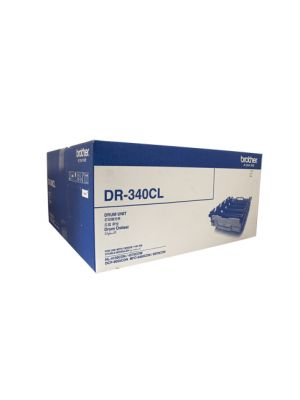 Brother DR340CL Genuine Drum Unit - 25,000 pages