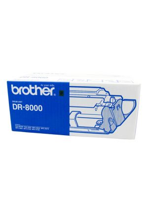 Brother DR8000 Genuine Drum Unit - 8,000 pages