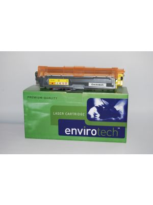 Eco-Friendly Envirotech, Brother TN255 Yellow Cartridge (Australian Made)