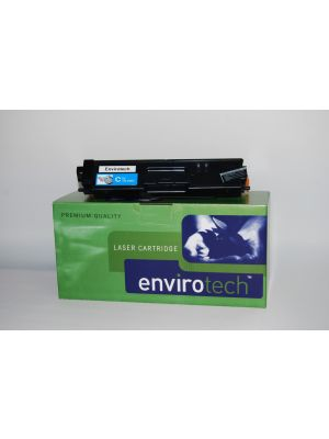 Eco-Friendly Envirotech, Brother TN346 Cyan Cartridge (Australian Made)