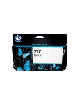 HP #727 Genuine 130ml Grey Ink B3P24A