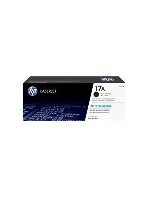 HP #17A Genuine Black Toner CF217A - 1,600 pages