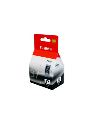 Canon PG37 Genuine  Black Ink Cartridge - 219 pages