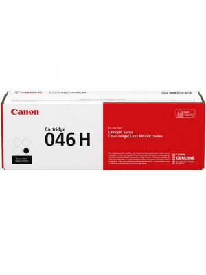 Canon CART046 Genuine Black High Yield Toner Cartridge - 6,300 pages