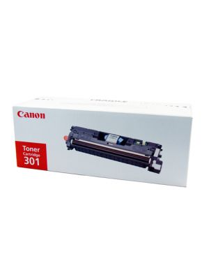 Canon CART301 Genuine Cyan Toner Cartridge - 4,000 pages