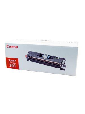 Canon CART301 Genuine Yellow Toner Cartridge - 4,000 pages