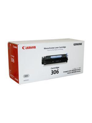 Canon CART306 Genuine Black Toner Cartridge - 5,000 pages
