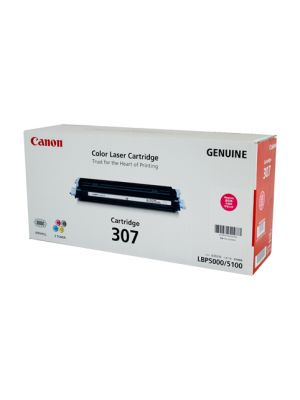 Canon CART307 Genuine Magenta Toner Cartridge - 2,000 pages