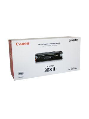 Canon CART308 Genuine High Yield Black Toner - 6,000 pages