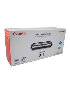 Canon CART311 Genuine Cyan Toner Cartridge - 6,000 pages