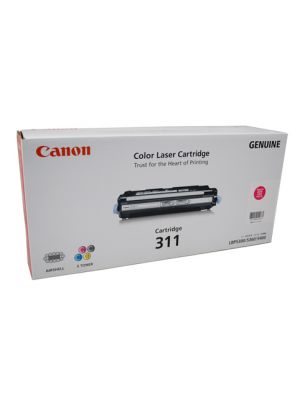 Canon CART311 Genuine Magenta Toner Cartridge - 6,000 pages