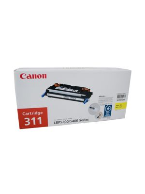 Canon CART311 Genuine Yellow Toner Cartridge - 6,000 pages