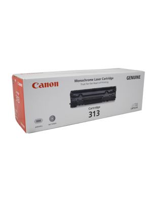 Canon CART313 Genuine Black Toner Cartridge - 2,000 pages