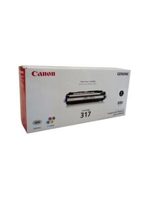 Canon CART317 Genuine Black Toner Cartridge - 6,000 pages