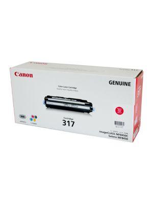 Canon CART317 Genuine Magenta Toner Cartridge - 4,000 pages