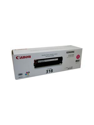 Canon CART318 Genuine Magenta Toner Cartridge - 2,400 pages
