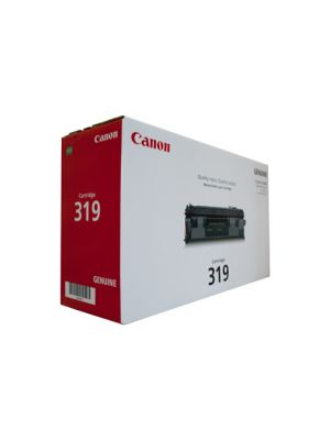 Canon CART319 Genuine Black Toner Cartridge - 2,100 pages