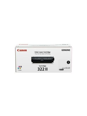 Canon CART322 Genuine Black High Yield Toner Cartridge - 13,000 pages