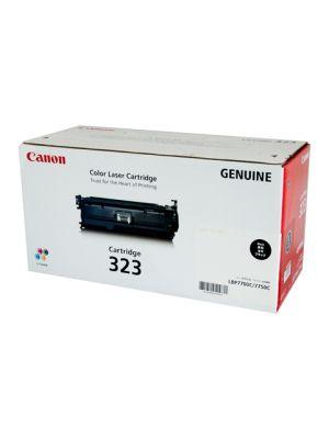 Canon CART323 Genuine Black Toner Cartridge - 5,000 pages