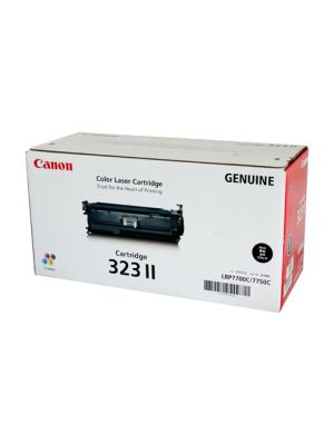 Canon CART323 Genuine Black High Yield Toner Cartridge -10,000 pages