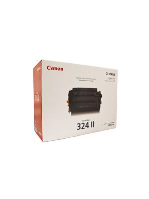 Canon CART324 Genuine Black High Yield Toner Cartridge -12,500 pages