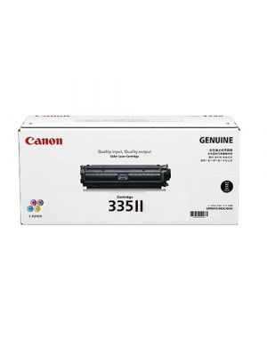 Canon CART335 Genuine Black High Yield Toner Cartridge -13,000 pages