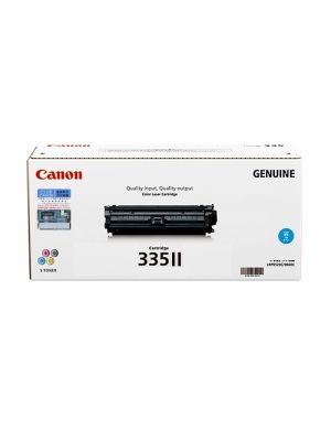 Canon CART335 Genuine Cyan High Yield Toner Cartridge -16,500 pages
