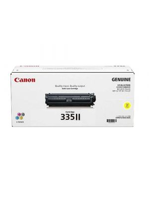 Canon CART335 Genuine Yellow High Yield Toner Cartridge -16,500 pages