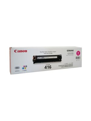 Canon CART416 Genuine Magenta Toner Cartridge -1,500 pages