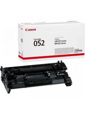 Canon CART052 Genuine Black Toner - 3,100 pages