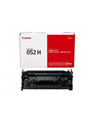 Canon CART052HY Genuine Black Toner - 9,200 pages
