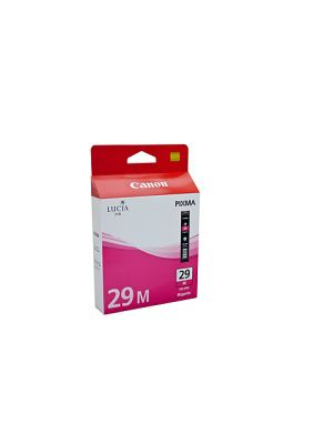 Canon PGI29 Genuine Magenta Ink Tank - 281 pages