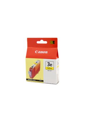 Canon CI3E Genuine Yellow Ink Tank - 280 pages